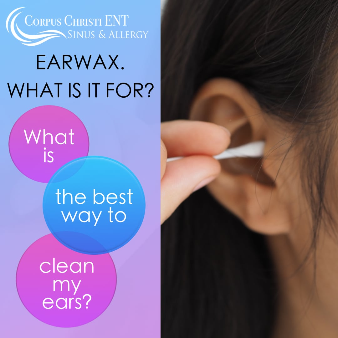 Earwax what is it good for?