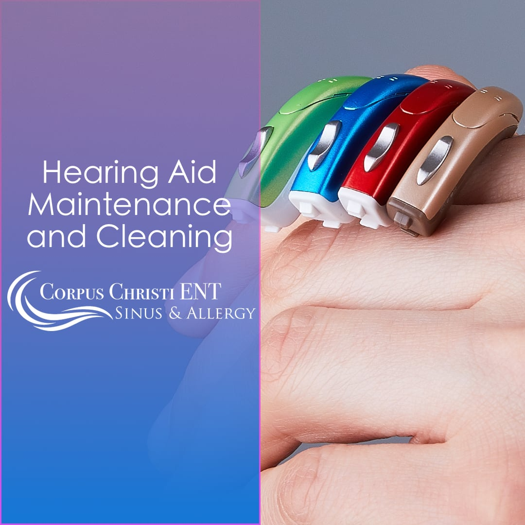 Hearing Aid Maintenance and Cleaning