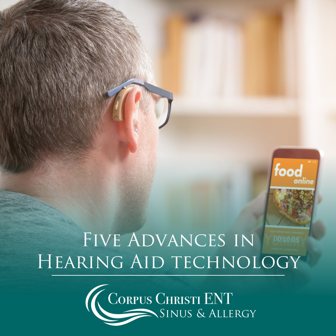 top five advances in hearing aids
