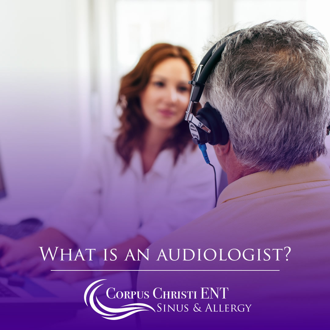 What is an audiologist