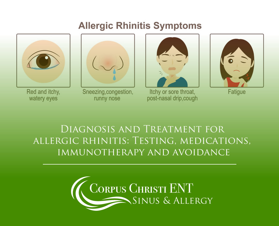 Allergic Rhinitis Treatments