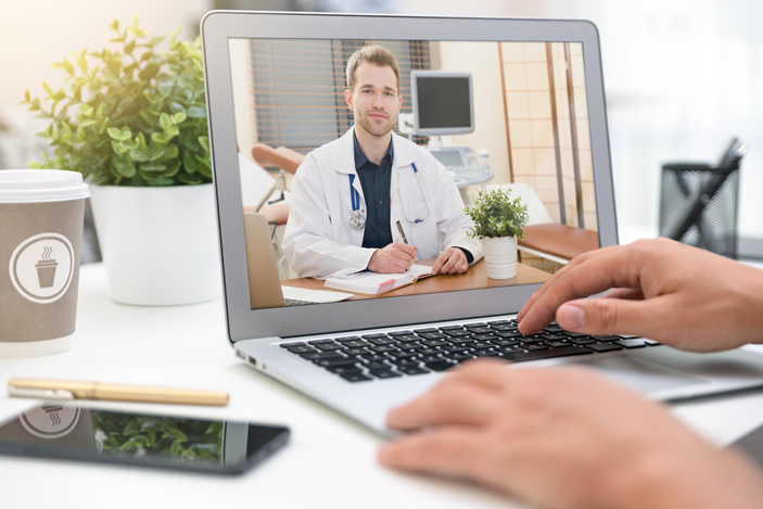 Telemedicine with Dr. Weiss at Corpus Christi ENT and Allergy